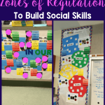 Zones Of Regulation Activities To Build Social Skills Thedabblingspeechie