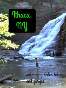Family Hiking in Upstate New York- Gorges and Swimming Holes