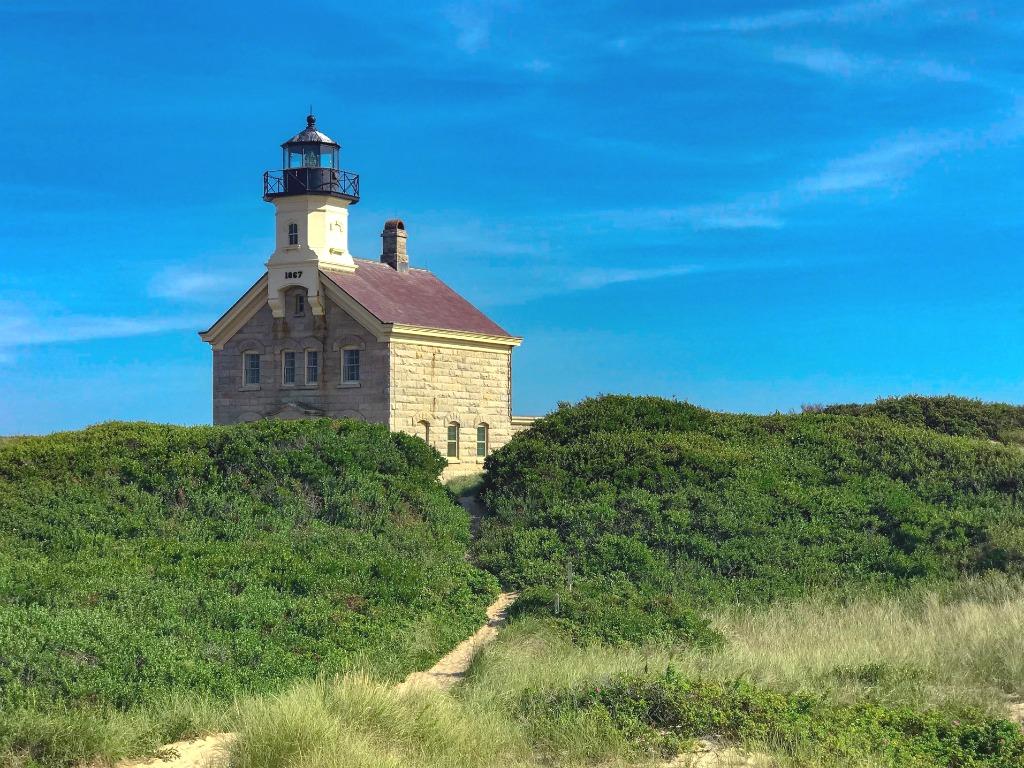 lighthouses of Block Island