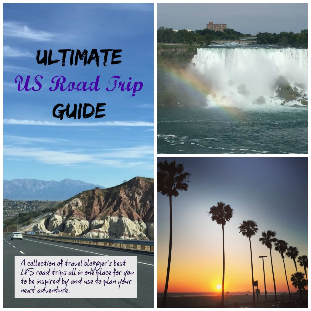 us road trip planning guide, best road trips in the USA