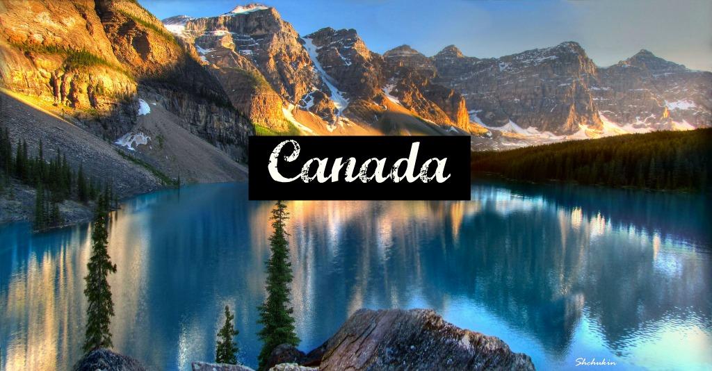 Canada road trip ideas