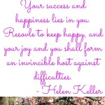 Thursday Travel Inspiration: Helen Keller