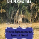 How a Septuagenarian Looks at Travel