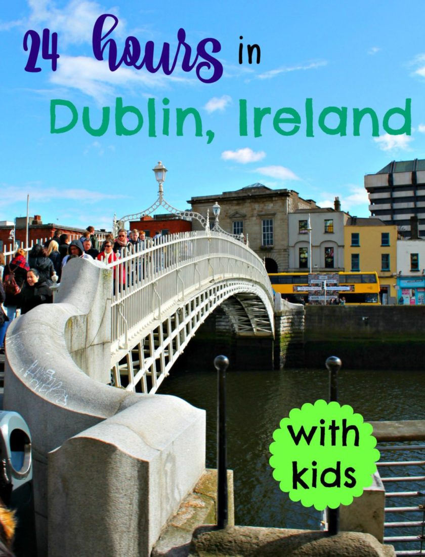 Our Dublin Itinerary