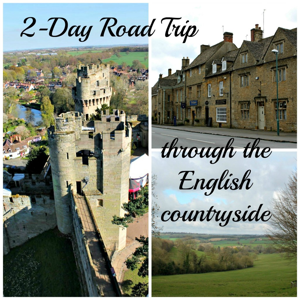 2-Day Road Trip Through the English Countryside/ Southern England Road Trip