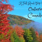 Fall Road Trip Through Ontario Canada