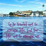 Newport Boat Travel Quote