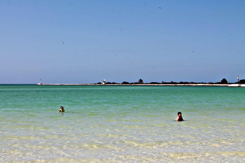 Rio Lagartos beach, Mexico. www.thedailyadventuresofme.com