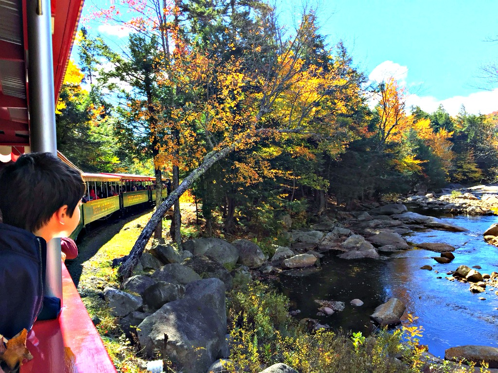 Family Fun in Lincoln, New Hampshire, things to do in the White Mountains New Hampshire