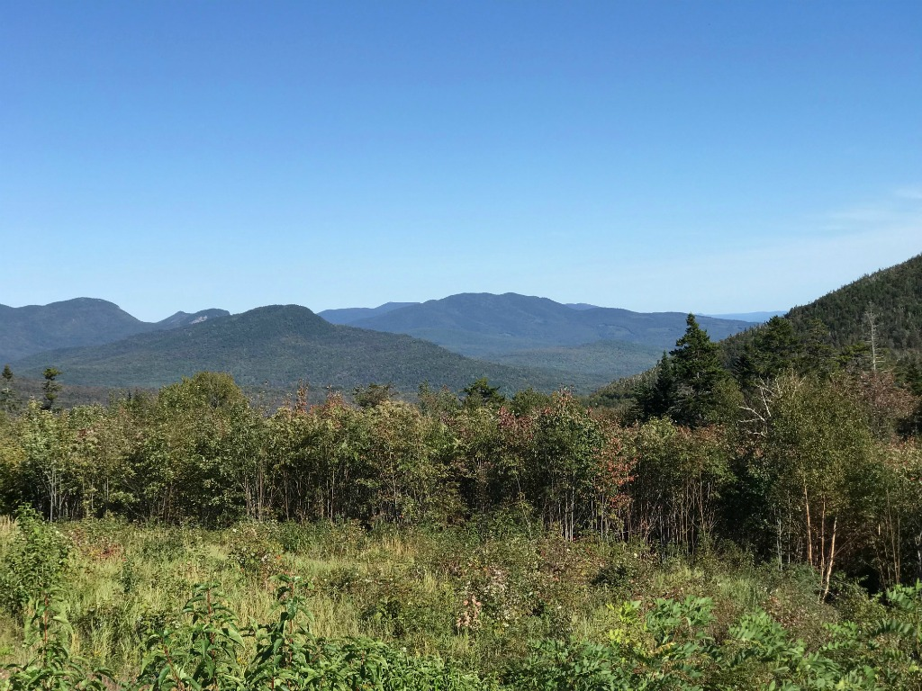 hikes off the Kancamagus Highway, New Hampshire