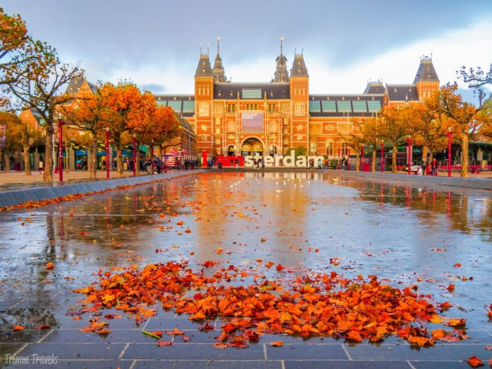 Why to Visit Amsterdam in October