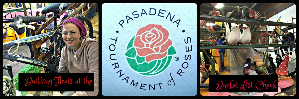Bucket List: Build a Float in Pasadena's Rose Parade