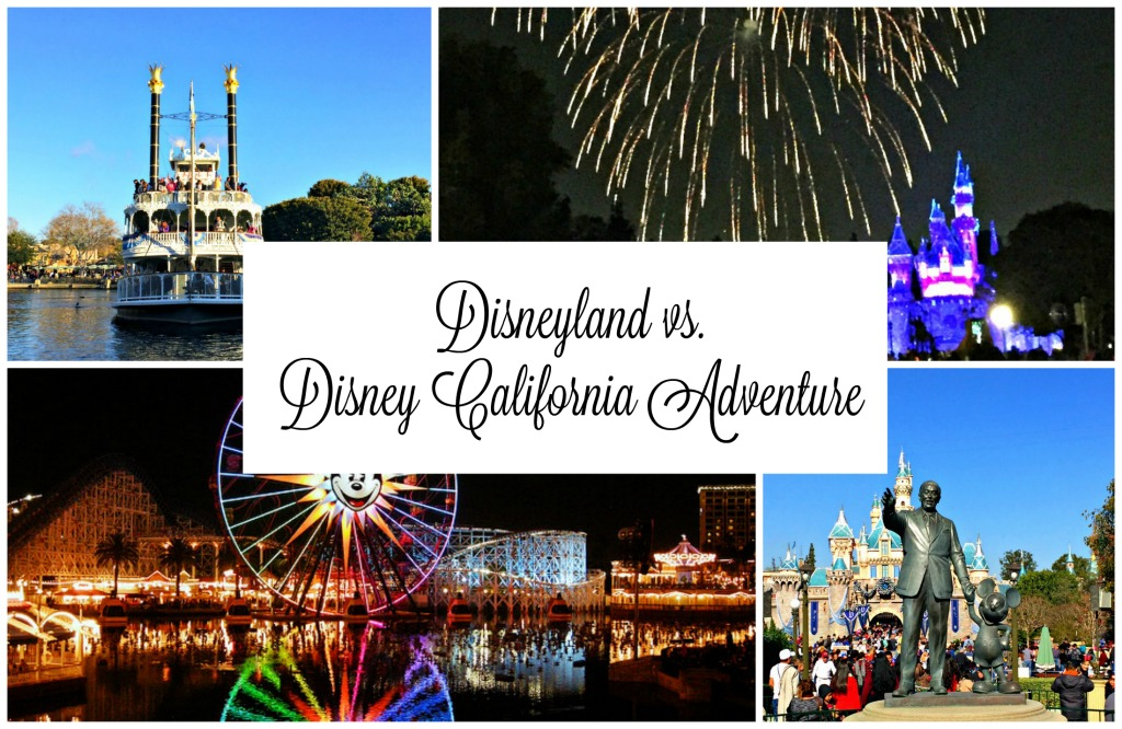 Can I do both California Disney Parks in One Day?