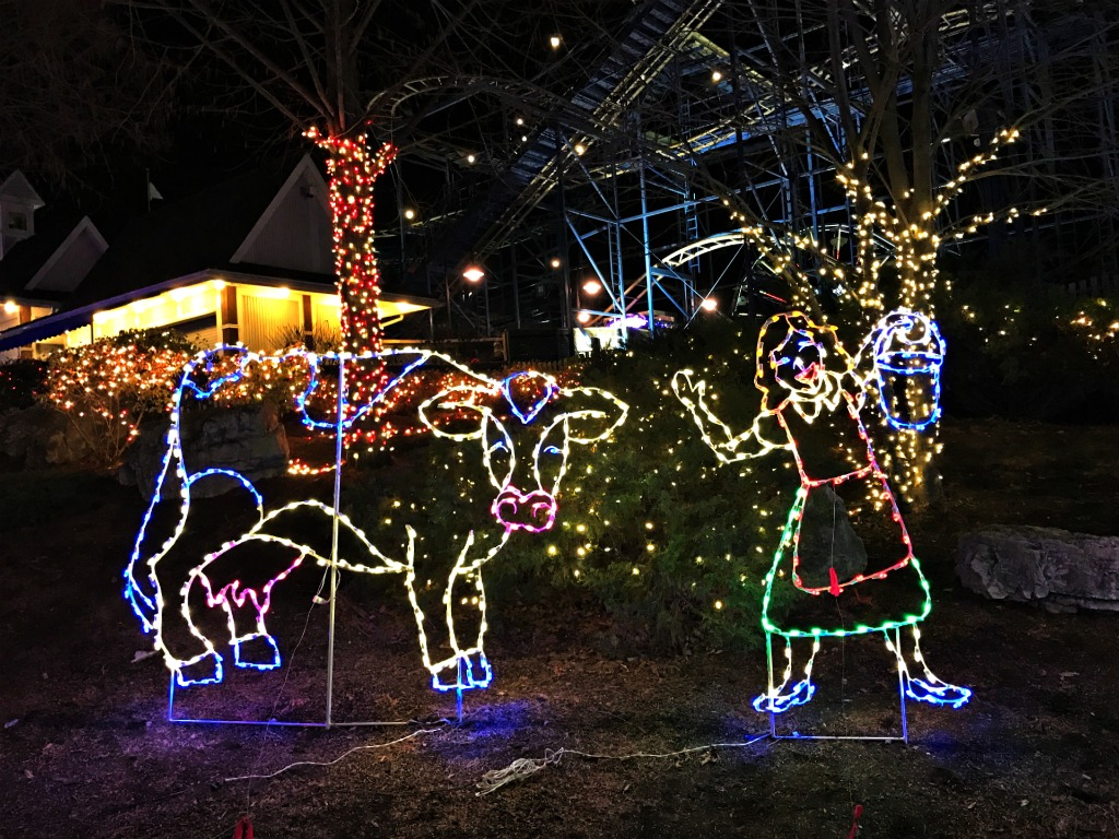Hershey Pennsylvania at Christmas. www.thedailyadventuresofme.com