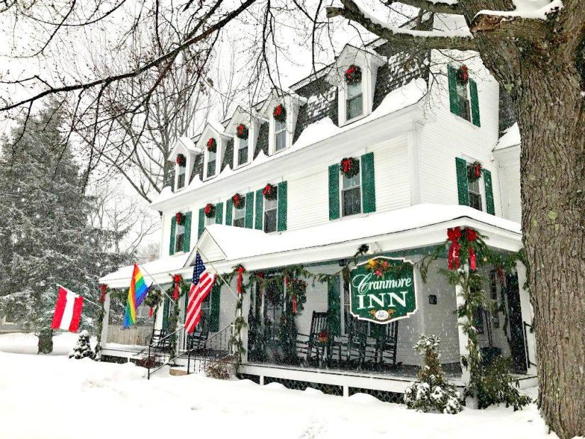 New England Christmas getaways