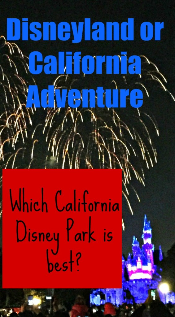 Can you do both California Disney Parks in one day? www.thedailyadventuresofme.com