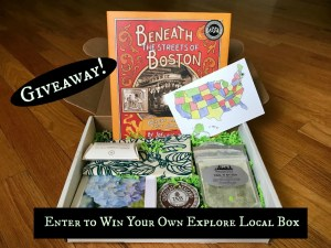 Explore Local Box Giveaway