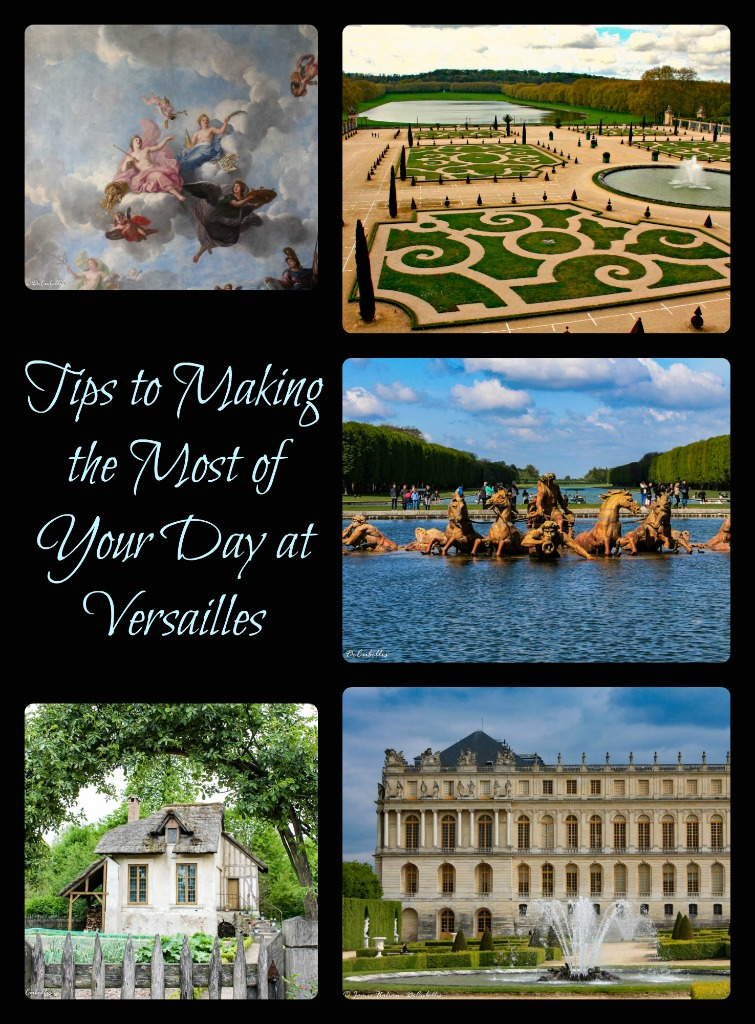 The opulent palace is very worthy of a day trip when you visit Paris. But it is so busy and there is so much to do. Hopefully my tips will help you plan your ideal day. #sponsored