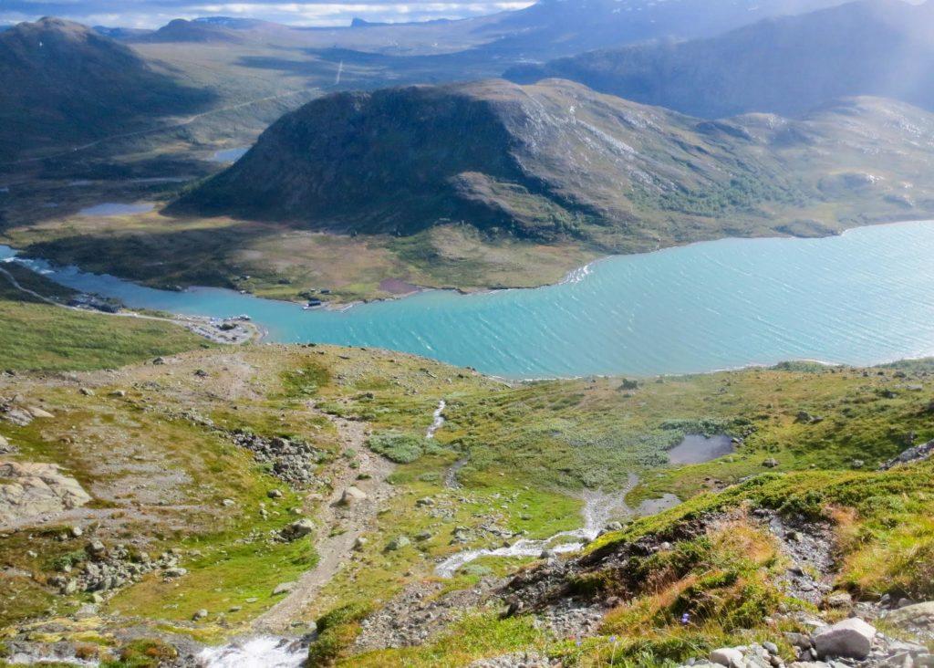 Hike Bessengen Ridge, Norway. thedailyadventuresofme.com