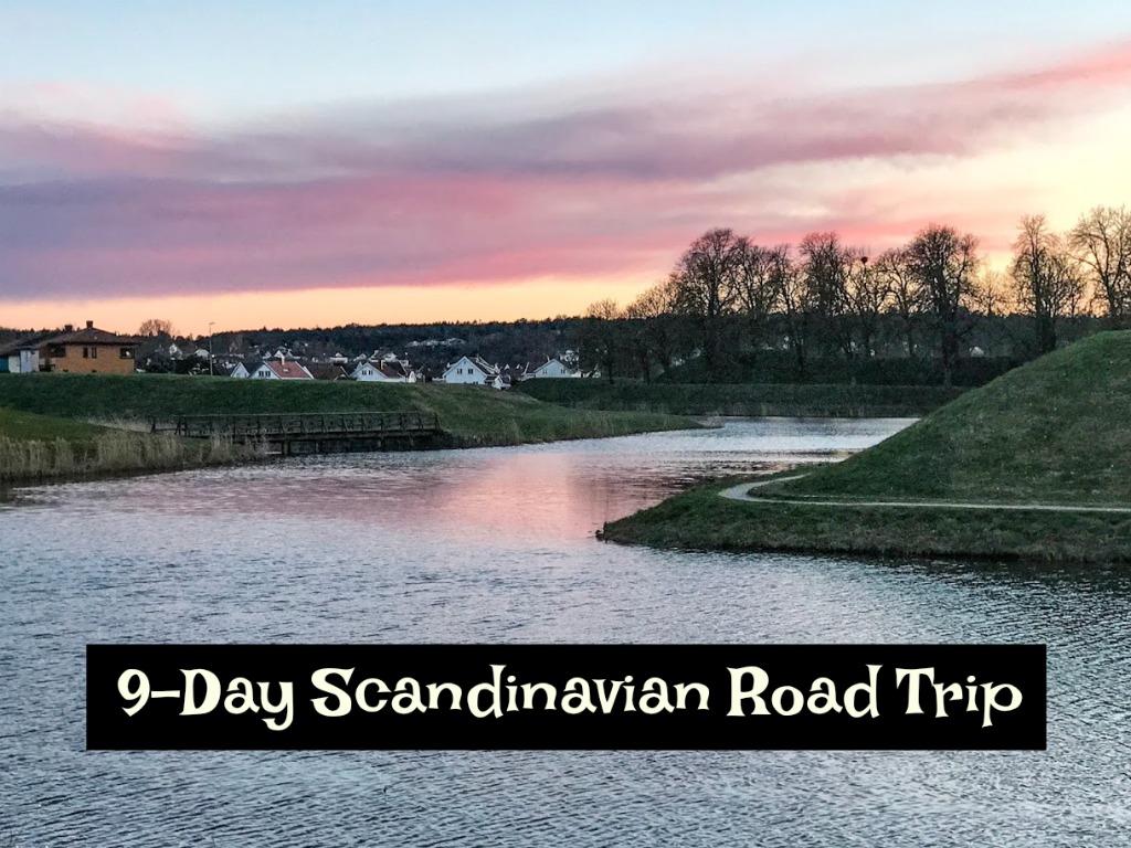 Scandinavia itinerary. thedailyadventuresofme.com