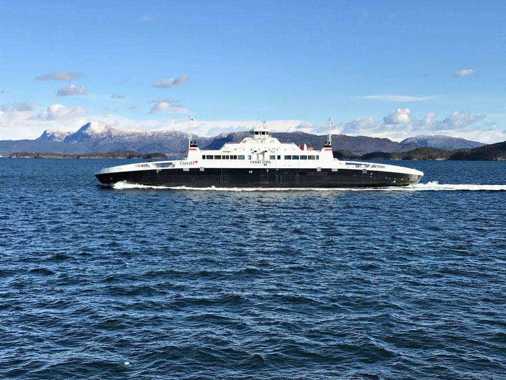 Ferry boat in Norway. thedailyadventuresofme.com