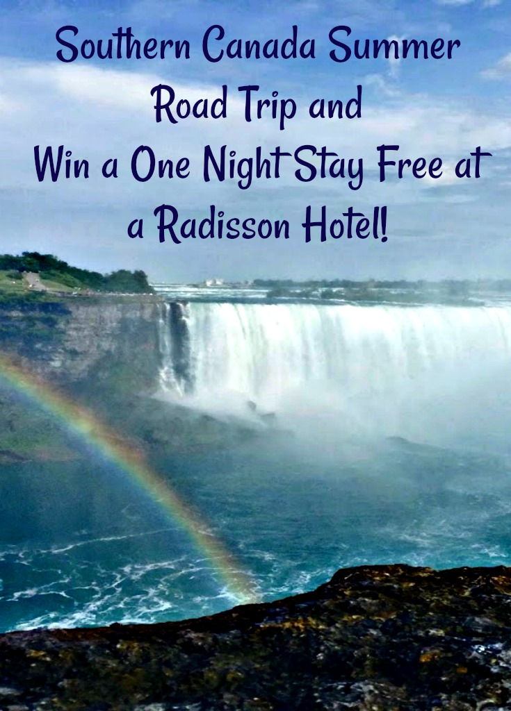 Celebrate Canada's 150th birthday with a southeastern road trip and a chance to win a free stay at a Radisson Hotel. @Radisson #Canada150 #ad
