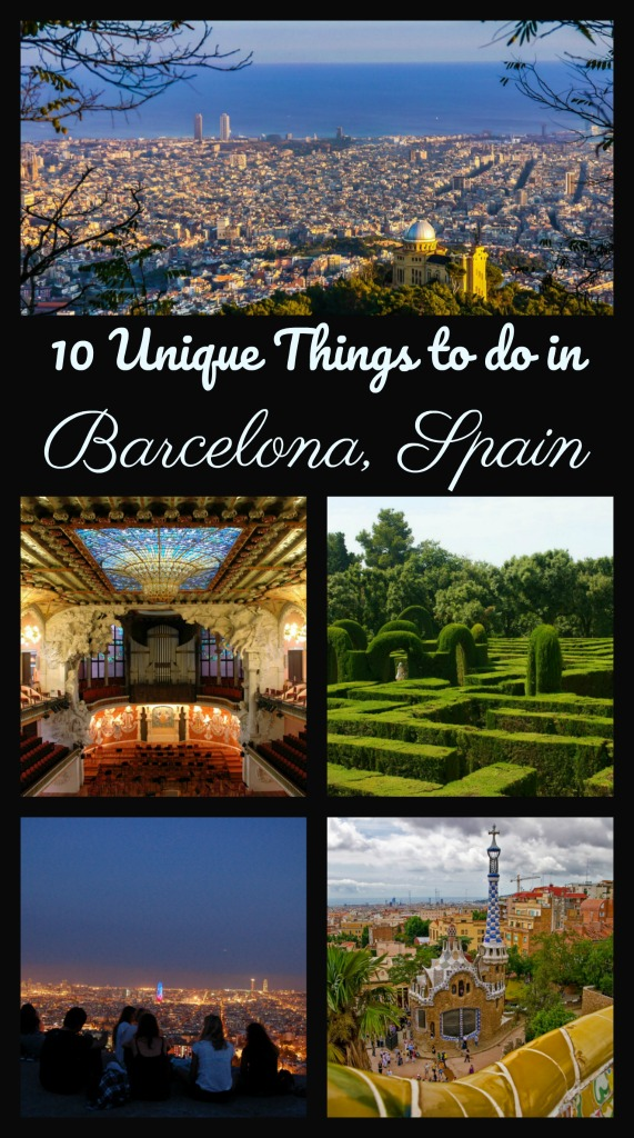 Barcelona may be one of the biggest tourist destinations, but this guide will help you see what the tourists are missing!