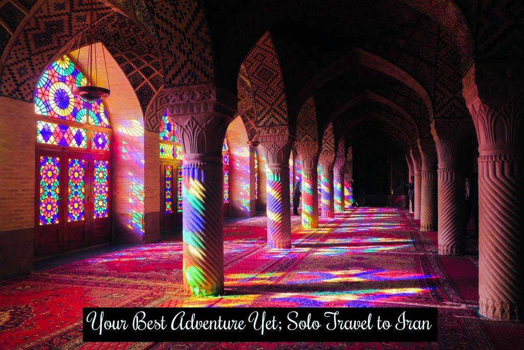 Solo travel to Iran thedailyadventuresofme.com