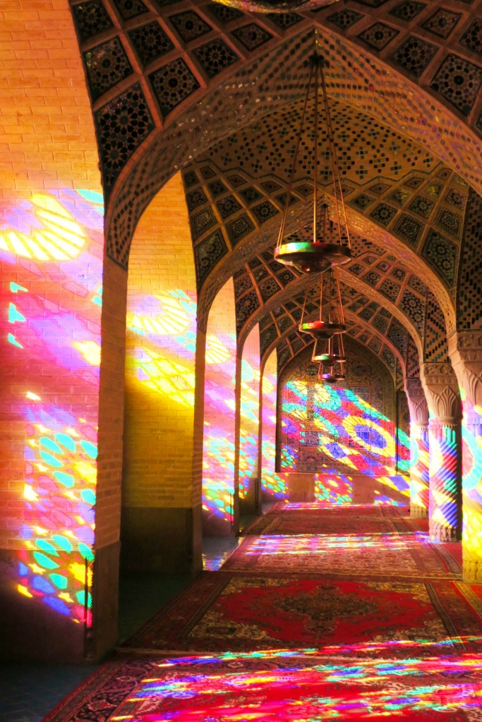 Travel through the colorful country of Iran with Naomi from Probe Around the Globe. Explore why Iran is a great country for solo female travel.