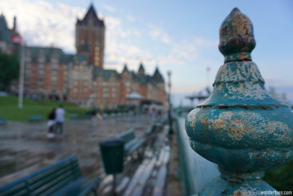 Girl's trip to Quebec City. thedailyadventuresofme.com