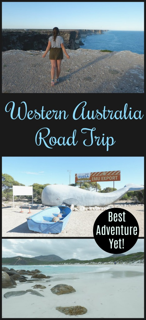 Part of The Daily Adventures of Me's Best Adventure Yet series, join Claire on a Western Australian road trip including the formidable Nullarbor Plain!