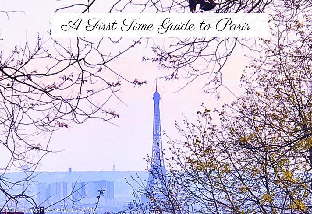 One week in and around Paris. thedailyadventuresofme.com