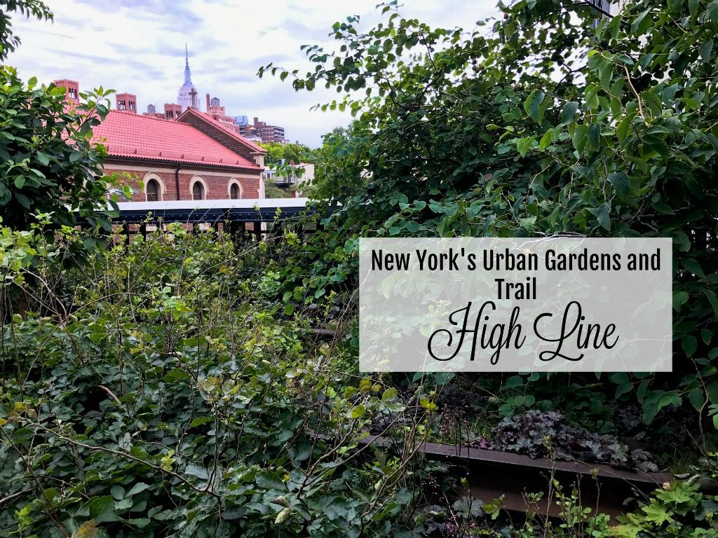New York's High Line. thedailyadventuresofme.com