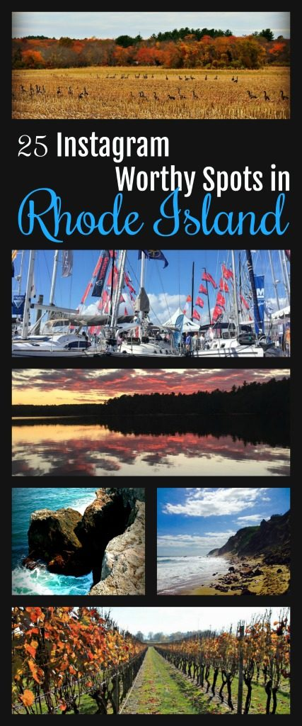 Explore the beauty of the smallest of the United States, seeing why this local thinks it is one of our best. Discover the prettiest places in Rhode Island. #rhodeisland #Instagramworthy