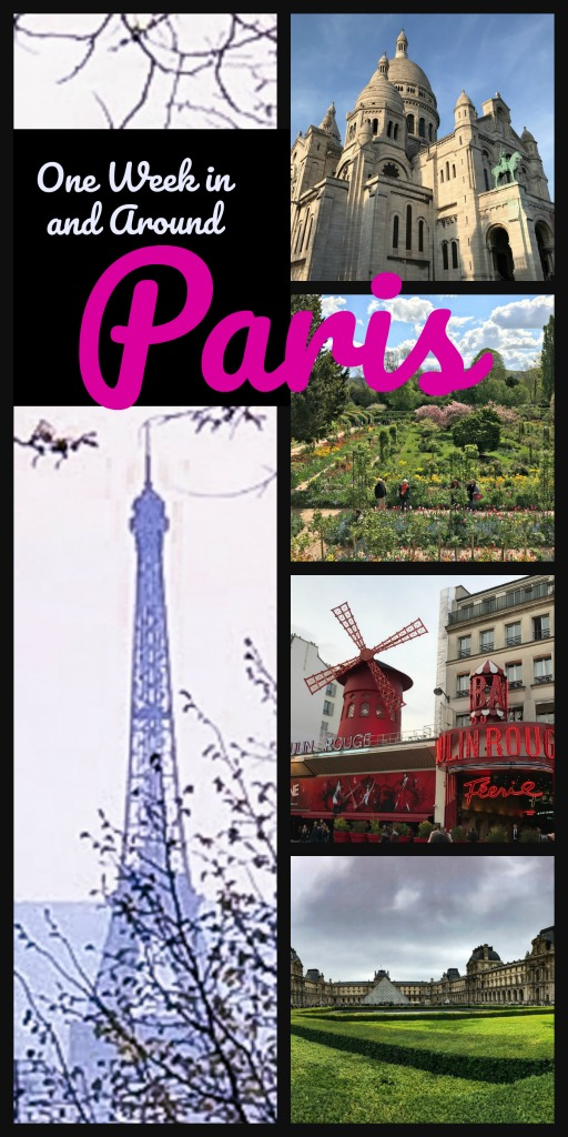Explore the best Paris has to offer in one week including day trips, how to get around and where to stay in Paris, France.