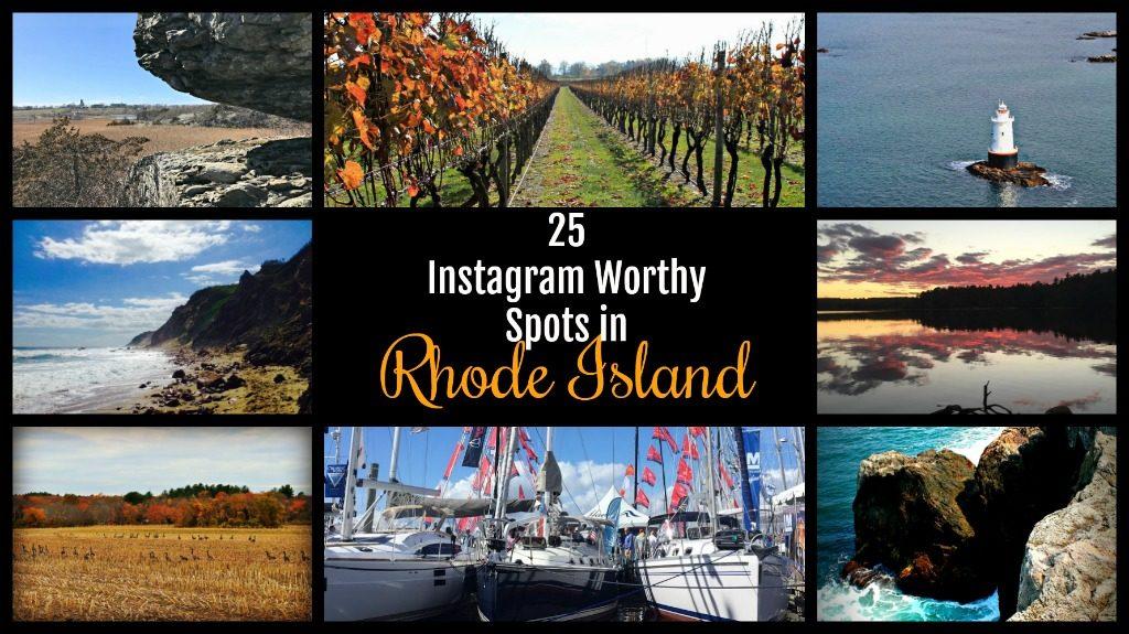 Most beautiful spots in Rhode Island. thedailyadventuresofme.com