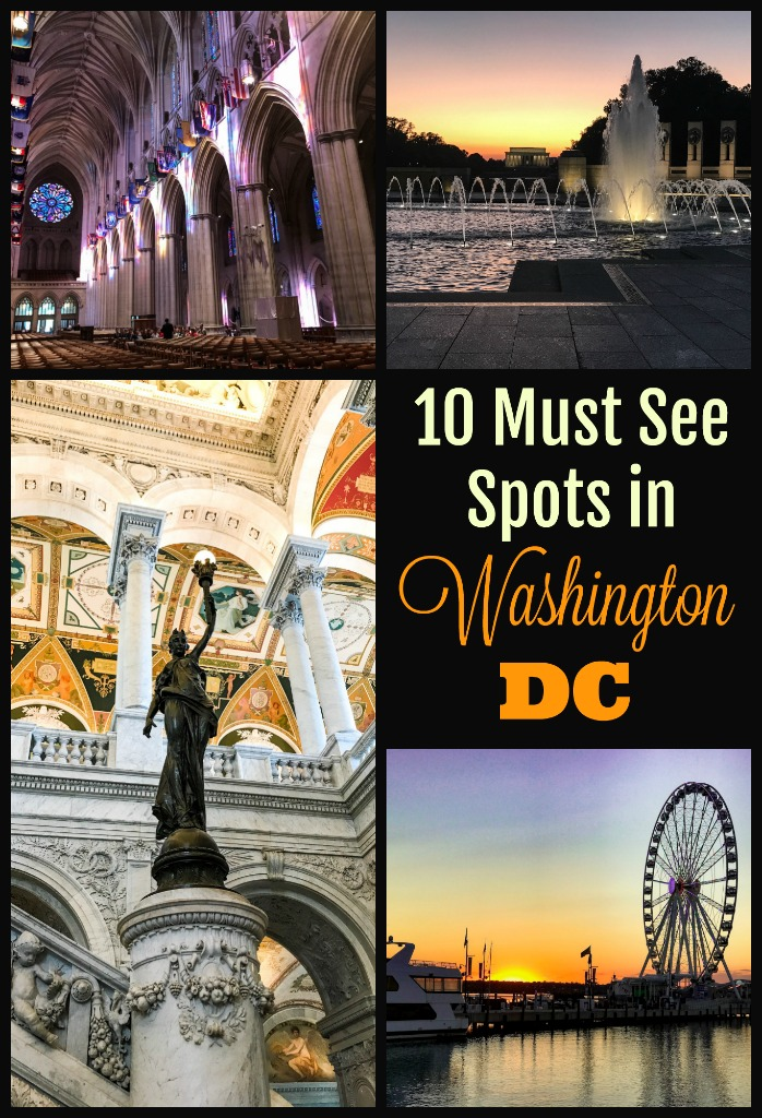 My favorite things I experienced during my one week trip to Washington DC, USA! Enjoy! #tourism #exploreDC