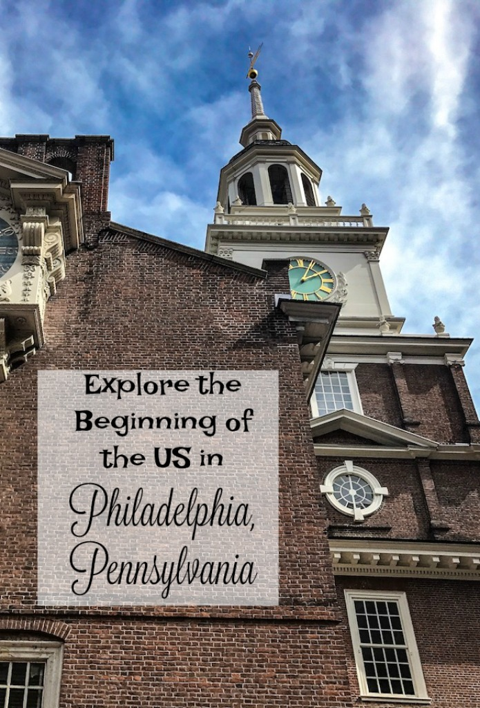 If you are interested in #USHistory #Philadelphia #Pennsylvania is an ideal place to visit to see where the US government started. Click through to see how to explore Philadelphia in one day.