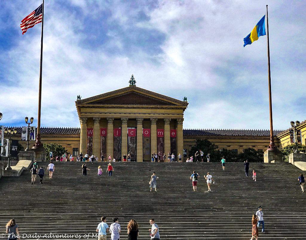 24 Hours in Philadelphia, Pennsylvania. thedailyadventuresofme.com