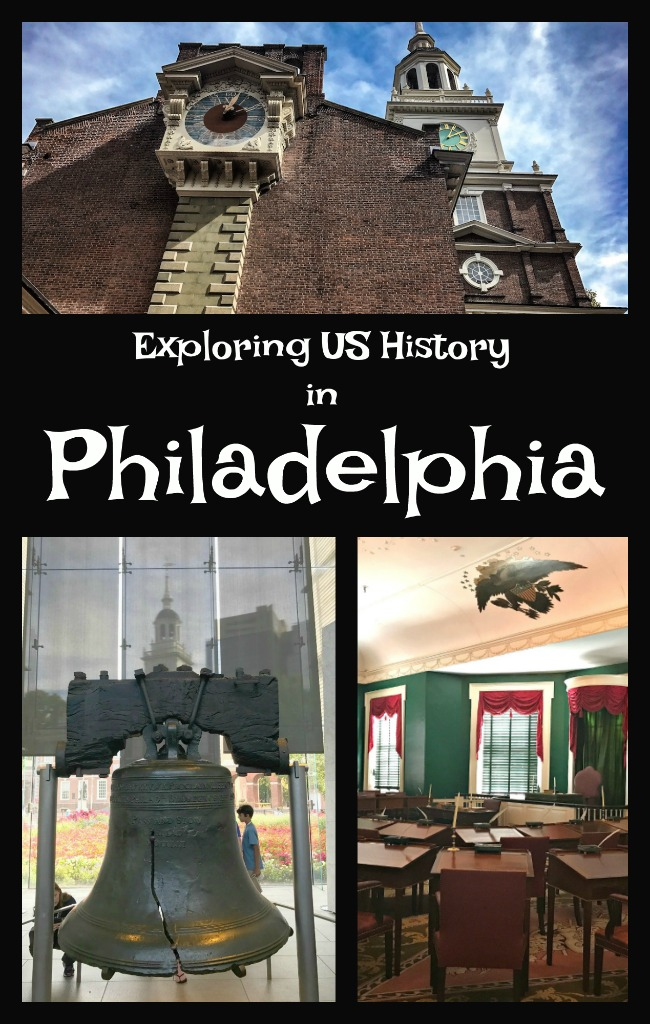 Spend one day in Philadelphia, Pennsylvania exploring US Colonial history and climbing the Rocky Stairs! #VisitPA