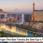 Escape the Holidays in Las Vegas Five-Star Luxury for $50 a Night!