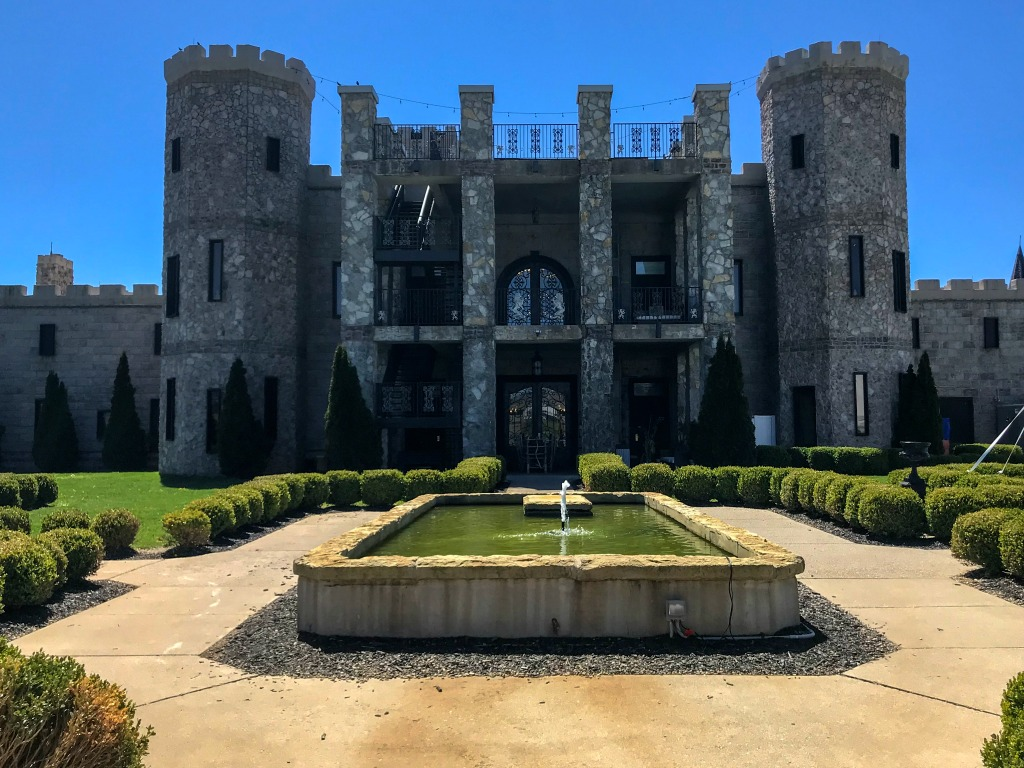 castle in lexington ky