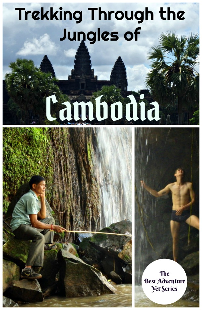 Join Danny as he goes off the grid in Cambodia to trek through the forest with a local guide. Read on for the full story. #Cambodia #adventures #TBIN #travel #hiking #trekking