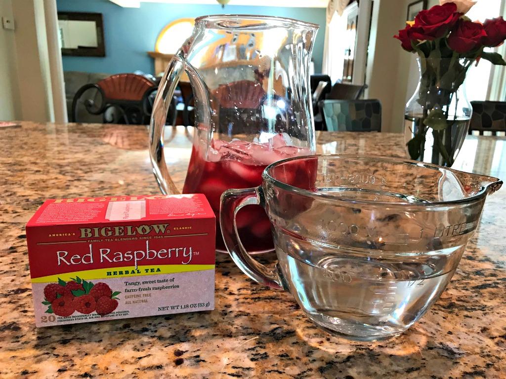 non alcoholic berry sangria recipe