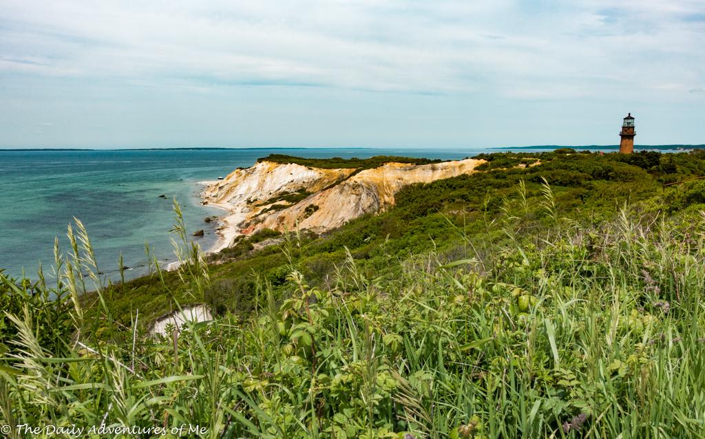 Myths surrounding Aquinnah Cliffs.