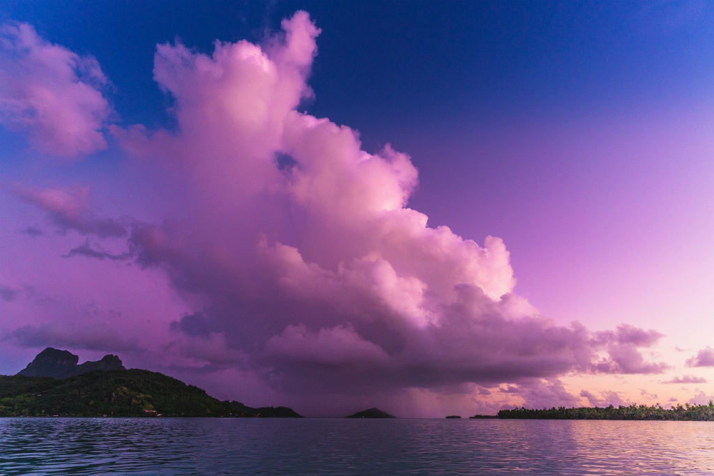 Bora Bora Tahitian Island