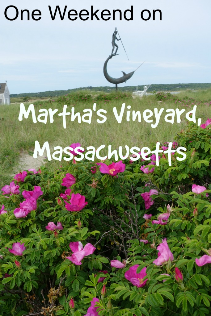 Spend a fabulous weekend in Martha's Vineyard, Massachusetts- lighthouses, beaches, history. @VisitMV #Marthasvineyard #oneweekendin #TBIN #c2c
