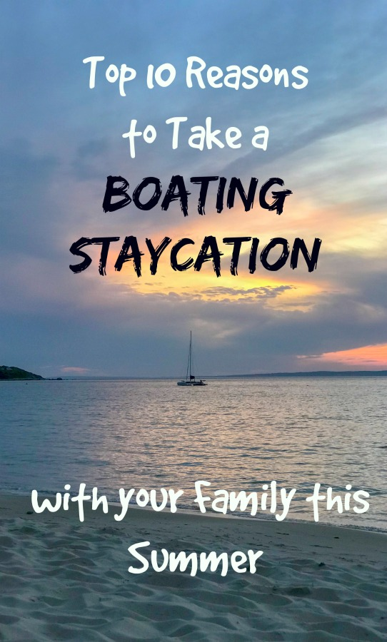 Experience the peace of boating with your loved ones. Its more accessible than you think! Read on to explore all the option. #sponsored @DiscoverBoating #DiscoverBoating #boating #summervacationideas #water #bo #sailing