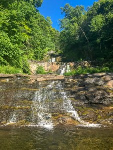 Ct waterfall hikes
