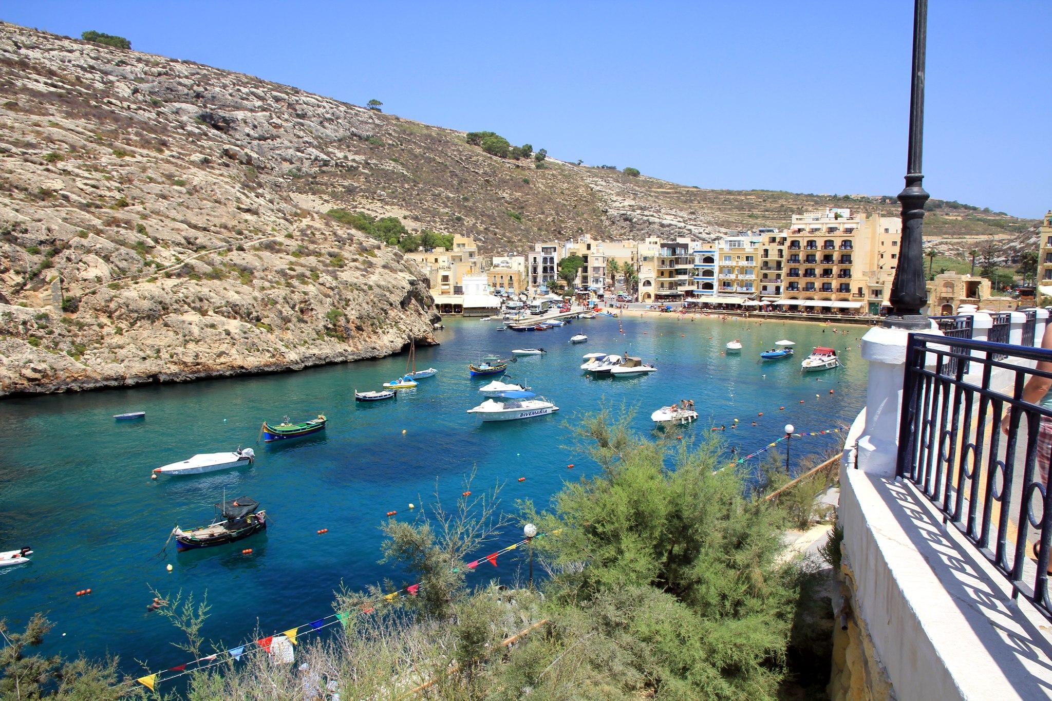 best family beach in Malta and Gozo